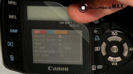 gllaser max beklejowa folia ochronna do pda telefonów gsm 3g nawigacjia gps netbook