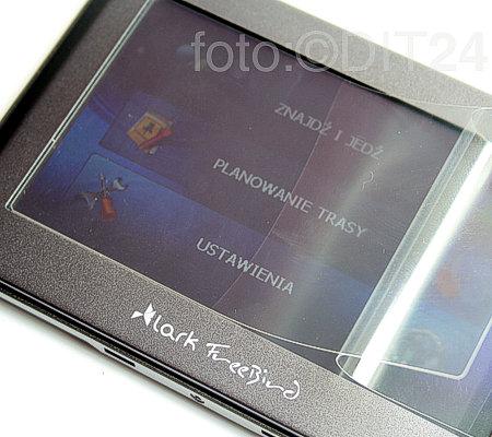 gllaser max beklejowa antyrefleksyjna folia ochronna do pda telefonów gsm 3g nawigacjia gps netbook